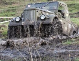 Анонс соревнований Михась зовет в грязь 2015