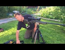 Embedded thumbnail for Платформа-зажим для винтовки